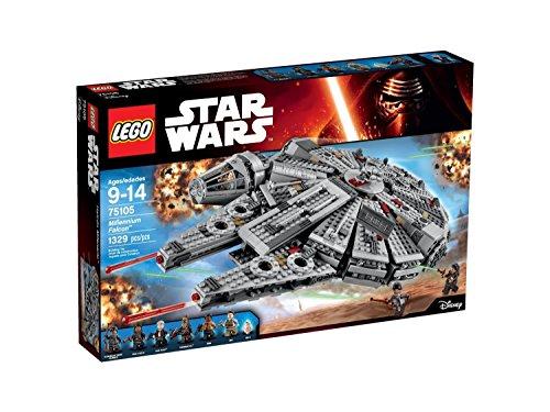 輸入レゴスターウォーズ LEGO Star Wars Millennium Falcon 75105 Building Kit