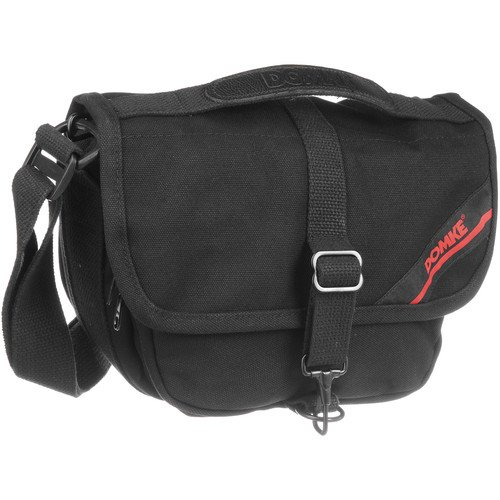 DOMKE F-10 JD Medium Shoulder Bag Black
