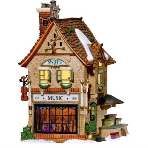 ミニチュアハウス スイフトの弦楽器店