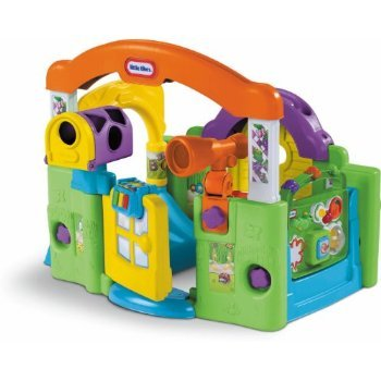 Little Tikes Activity Garden Baby Playsetおもちゃ