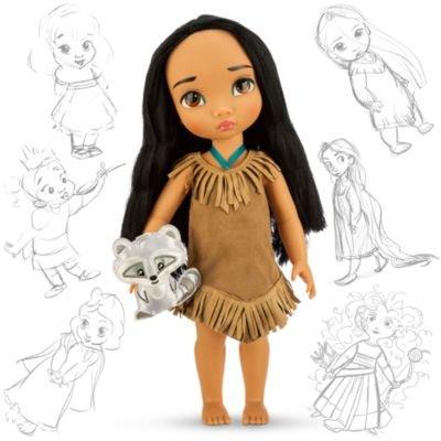 ディズニー(Disney)USA公式商品 ポカホンタス プリンセス 人形 ドール フィギュア アニメーターズ コレク