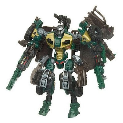 Transformers 2 Revenge of the Fallen Movie 2010 Series 2 Deluxe Action Figure Brawn おもちゃ