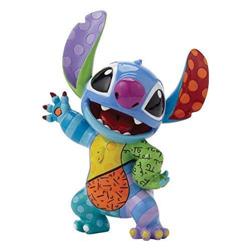 Enesco Disney BY Britto - Stitch Figurine by Romero Britto by Enesco