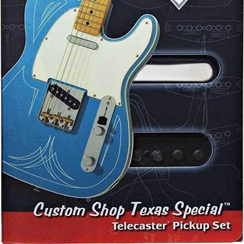 Fender Custom Shop Texas Special Telecaster Pickups set