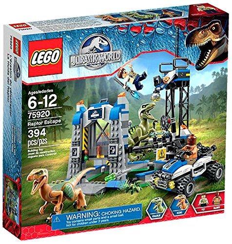 LEGO Jurassic Park Jurassic World Raptor Escape 75920 レゴジュラシックパークジュラシックワールドラ