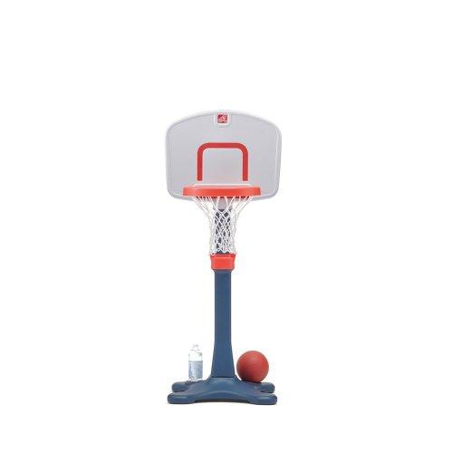 STEP2 ステップ2 シュートフープ ジュニア バスケットボール セット 【7356】