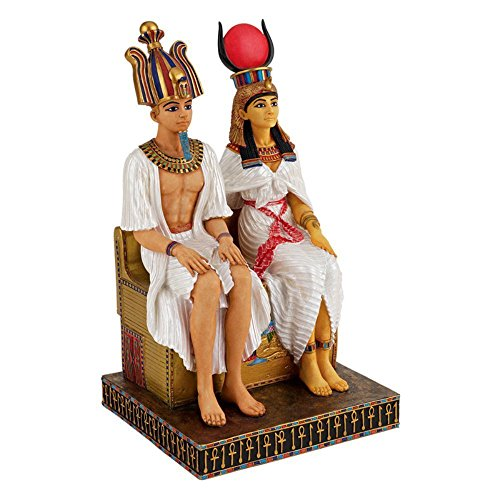 Design Toscano 10 in. Union Beyond Death Egyptian Statue