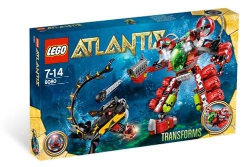 LEGO Atlantis Set #8080 Undersea Explorer by LEGO