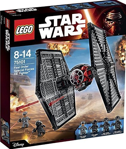 LEGO Star Wars Force Awakens First Order Special Forces TIE Fighter 75101 by LEGO