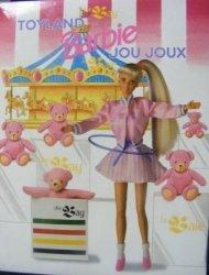 バービー Toyland エクスクリーシブ the Bay Jou Joux (カナダ バービー) 1994