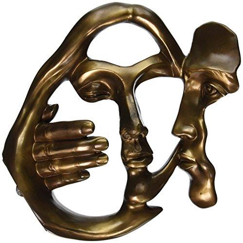 Design Toscano Lover's Kiss Contemporary Sculpture