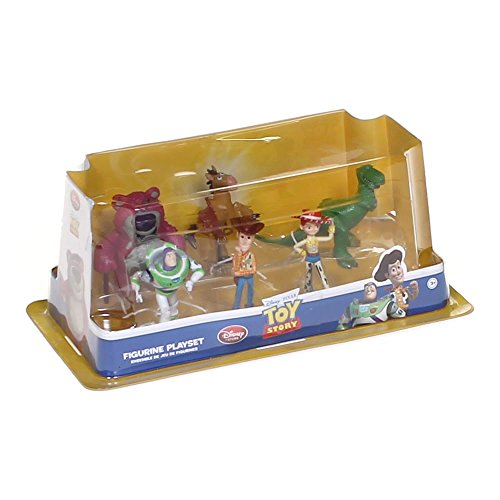 Toy Story 3 (トイストーリー3) Exclusive Villains 7Pack Figurine Playset Buzz Lightyear, LotsOHuggi
