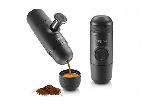 MiniPresso GRエスプレッソメーカー(アウトドアで美味しいコーヒーを)