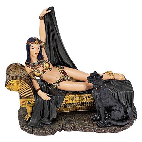 Design Toscano 11 in. Egyptian Harem Consort Statue