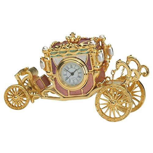 Design Toscano Collectible Baroque Carriage Box