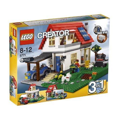 贅沢 レゴ レゴ 5771 クリエイター ヒルサイド・ハウス 5771, ゆうひ堂:94607d47 --- canoncity.azurewebsites.net
