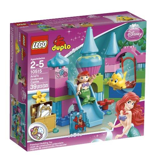 全日本送料無料 LEGO DUPLO☆ Princess DUPLO☆ Undersea Ariel Undersea Castle Princess 10515, ダイハンDAIHAN:b78ce892 --- canoncity.azurewebsites.net