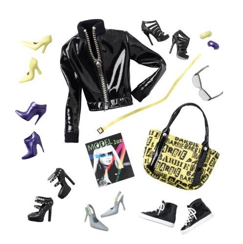 バービー ベーシックス アクセサリー Barbie Collector Basics Accessory Pack Look #01 - Collection #2