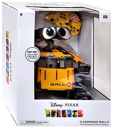 ディズニー ピクサー WALL-E ユーコマンドトーキングフィギュア インタラクティブ ウォーリー / Disney P
