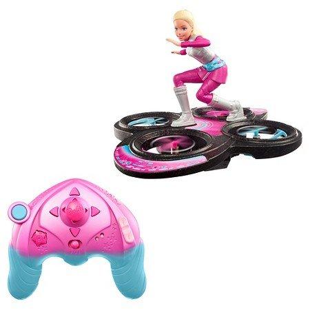 Barbie Star Light Adventure Flying RC Hoverboard Doll バービースターライトアドベンチャーフライング