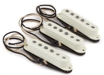 Fender フェンダー ピックアップ Pure Vintage 59 Stratocaster Single Coil pickup set ピュアヴィンテ