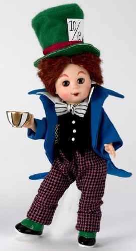 Madame Alexander, Mad Hatter, Alice in Wonderland Collection, Storyland Collection - 8