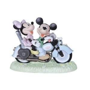 Precious Moments Two Hearts One Road Figurine