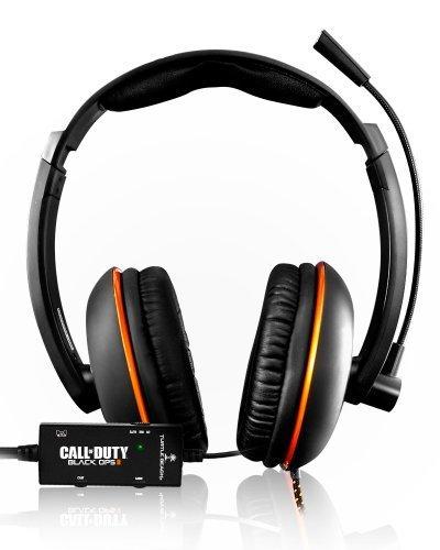 Turtle Beach Call Of Duty:Black Ops II KILO 限定版ステレオヘッドセット TBS-4135-01
