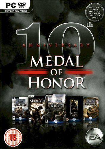 メダルオブオナー 10周年記念 Medal of Honor Anniversary: 10th Honor Anniversary: Allied Allied Assault, Spearhead, Breakthrough, Pacific Assault Director, ISM:dde38722 --- data.gd.no