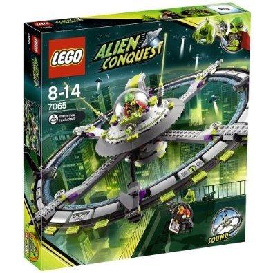 LEGO (レゴ) Space Alien Mothership 7065 ブロック おもちゃ