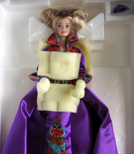 おもちゃ Royal Splendor PORCELAIN BARBIE Doll ドール