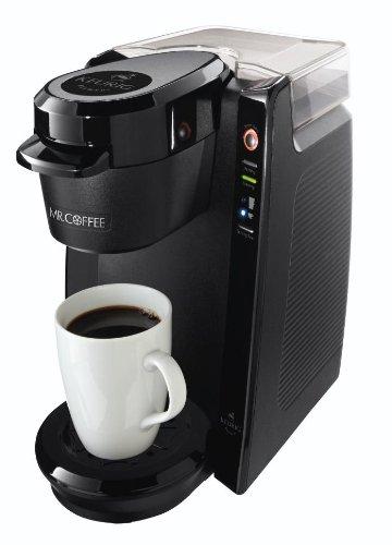 Mr. Coffee ミスターコーヒー BVMC-KG5-001 シングルサーブ コーヒーブリュワー Powered by Keurig Brewi