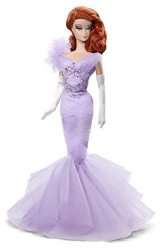 輸入バービー人形 Barbie Collector Barbie Fashion Model Collection Lavender Luxe Barbie Doll