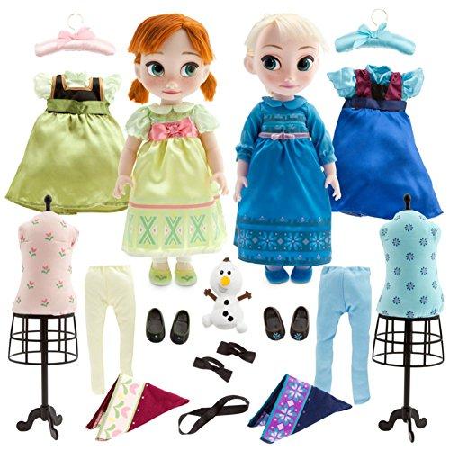 ディズニー(Disney)US公式商品 アナと雪の女王 フローズン エルサ プリンセス 人形 ドール フィギュア ア