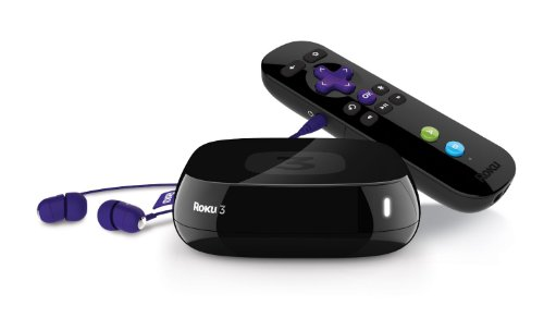 Roku 3 Streaming Player (北米用)