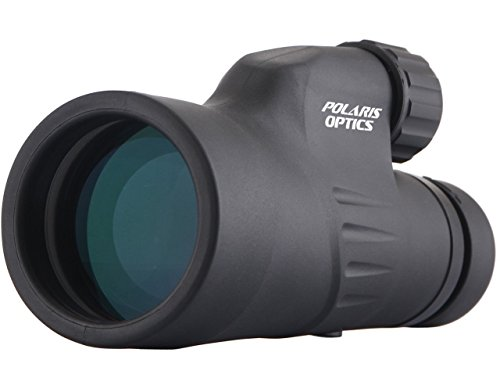 ポラリスエクスプローラ 単眼鏡 明るいレンズ 12Xズーム(防水で軽量コンパクト・バードウォッチング等