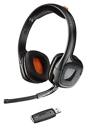 Plantronics GameCom P80 - Wireless PS4 Gaming Headset