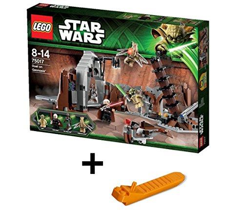 レゴ スター・ウォーズ デュエル・オン・ジオノーシス? 75017 + レゴ 630 ブロックはずし