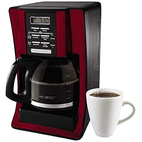 [ミスターコーヒー] Mr. Coffee コーヒーメーカー 8-12カップ プログラマブル Programmable Coffeemaker