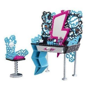 Game / Play Monster High (モンスターハイ) Frankie's Vanity Playset, monster, high, frankie, stein,