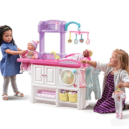 Step2 Love and Care Deluxe Nursery Doll Furniture by Step2