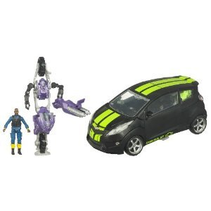Transformers (トランスフォーマー) : Dark of the Moon - MechTech Human Alliance - Skids and Elita-1