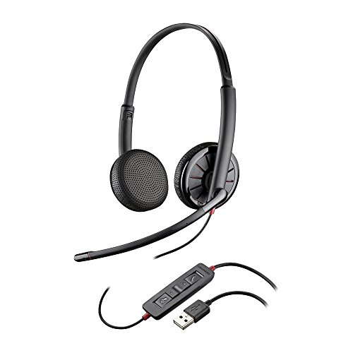 Plantronics 204446-01 Blackwire C325-M Headset