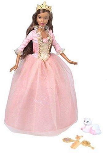 バービー Barbie as the Princess and the Pauper - Princess Anneliese African American Doll ドール