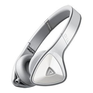 Monster DNA On-Ear Headphones (White Grey) ヘッドホン(イヤホン)