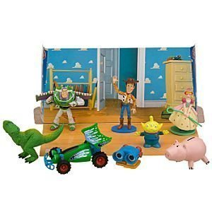 Disney Toy Story Figure Play Set -- 8-Pc. by Disney