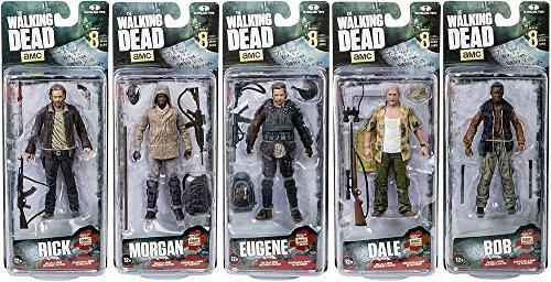 おもちゃ McFarlane マクファーレン The Walking Dead ウォーキングデッド Morgan Jones Dale Horvath Bo