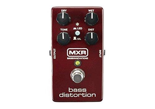 MXR Bass Distortion M-85 M85 ベース用ディストーション エフェクター シリコントランジスタ LED選択可