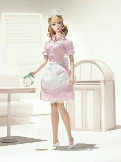 ホビー Barbie バービー Fashion Model モデル Collection (BMFC) - The Waitress Barbie doll ドール 人