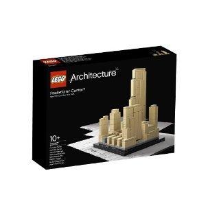 レゴ アーキテクチャー ロック フェラー センター 21007